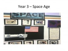 Year 3 space age