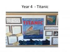Year 4 Titanic