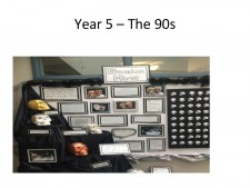 Year 5 the 90s