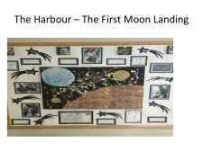The Harbour the first moon landing