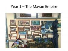 Year 1 the Mayan Empire