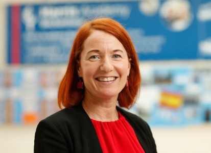 Meet the Principal: Rebecca Hickey, Executive Principal, Chobham Academy and Principal, Harris Academy Beckenham