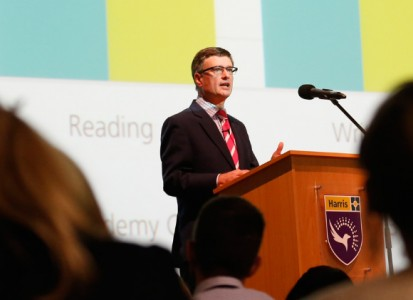 'Schools Week' interview with Sir Dan Moynihan