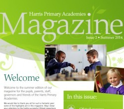 Harris Primary Academies Magazine: summer edition