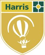 Harris Carshalton Badge