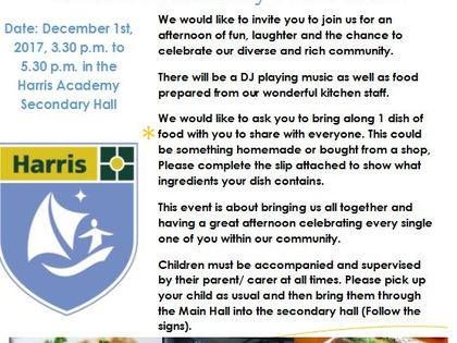 Community Celebration Event De...