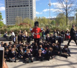Reception Class visit London!