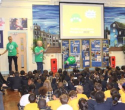 NSPCC Assembly and workshops