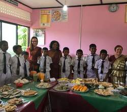 Making a difference in Sri lanka