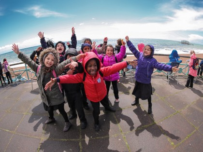 Year 2 Trip: Brighton Beach