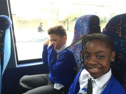 Nurture Group Trip to London Z...