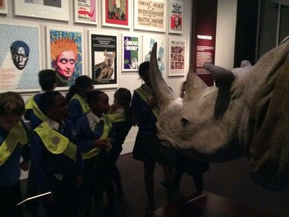 Year 4 Trip to the V&A