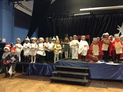 Nativity Performance 2015