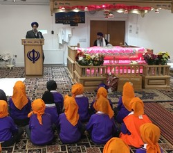 Year 2 Visit the Gurdwara
