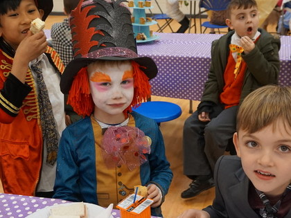 Mad Hatters Tea Party Spring 2...