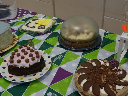 MacMillan Coffee Morning- Sept...