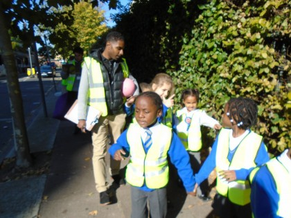 Year 1 WOW Day: Walk of Peckha...