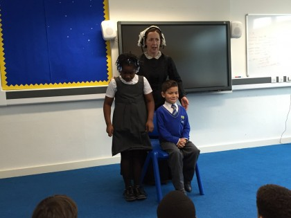 Florence Nightingale Visits Sy...