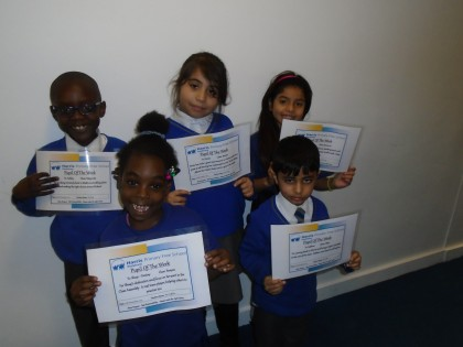 Pupil of the Week - 10th Decem...