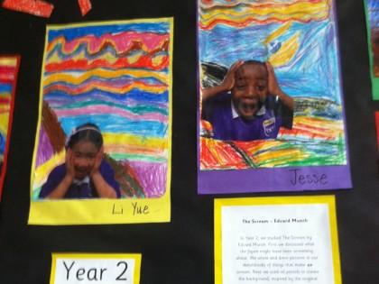 Classroom Displays 2014-2015