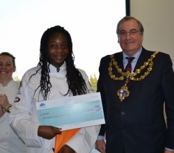 Wandsworth's Young Chef of the Year