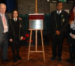 Harris Academy Battersea Grand Opening Ceremony