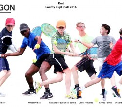 Anyone for Tennis? HABE students attend  County Cup Final