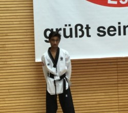 German Open Competition 2nd - 4th July 2016