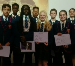 Y9 Harris Experience Launch