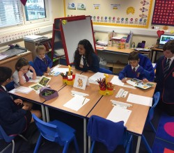 Our Y10 Students Help our Primary Readers
