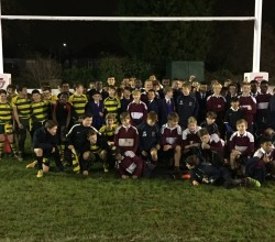 HABE Host Annual Floodlit Rugby Tournament
