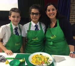 HABE's First Ready Steady Cook Challenge