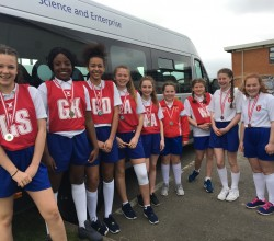 U13 Netball Team Flying with Success