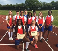Our Y7 Athletics Team Display Some Outstanding Performances!