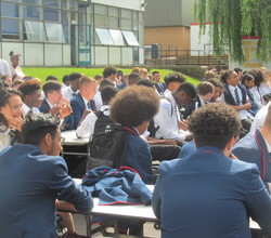 Fond Farewells to our Y11 Students