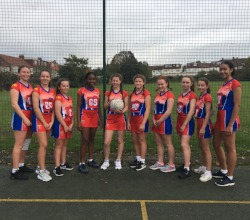 Federation Tournament Success for our Y9 and Y10 Netball Team