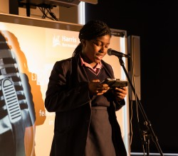 Spoken Word Showcase Celebrates HAB Creativity