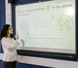 Mastery in Mathematics. HAB Teachers Adopt Innovative Approach
