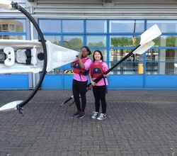 Rowing Team Aspires to Row Queen's Barge