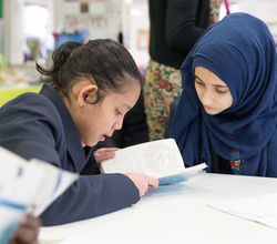 What a Library Means to Our Girls