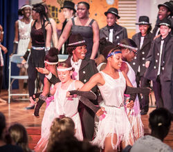 Bugsy Malone - Pictures from our School Production