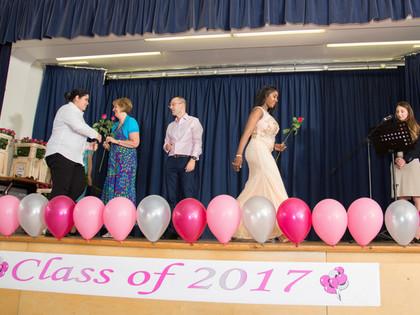 Year 11 Graduation 2017