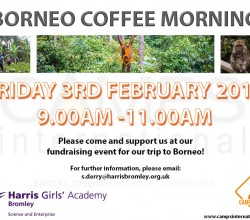 Borneo Coffee Morning
