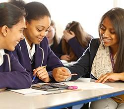 Harris Girls' Academy Bromley wins national GCSE award
