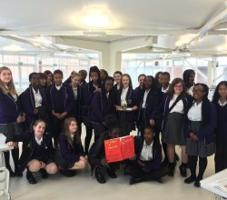 Triumph at the Carnegie Shadowing Awards