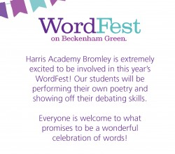 HGABR - WordFest