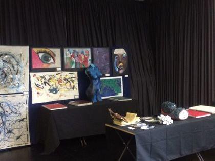 GCSE Art Exhibition 2017