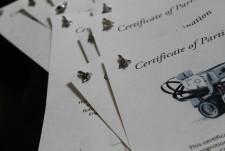 Robotics Certificates
