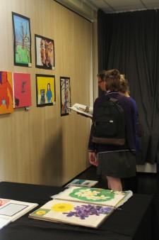 Art GCSE Exhibition 2015-16 (2)