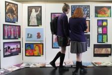 Art GCSE Exhibition 2015-16 (8)